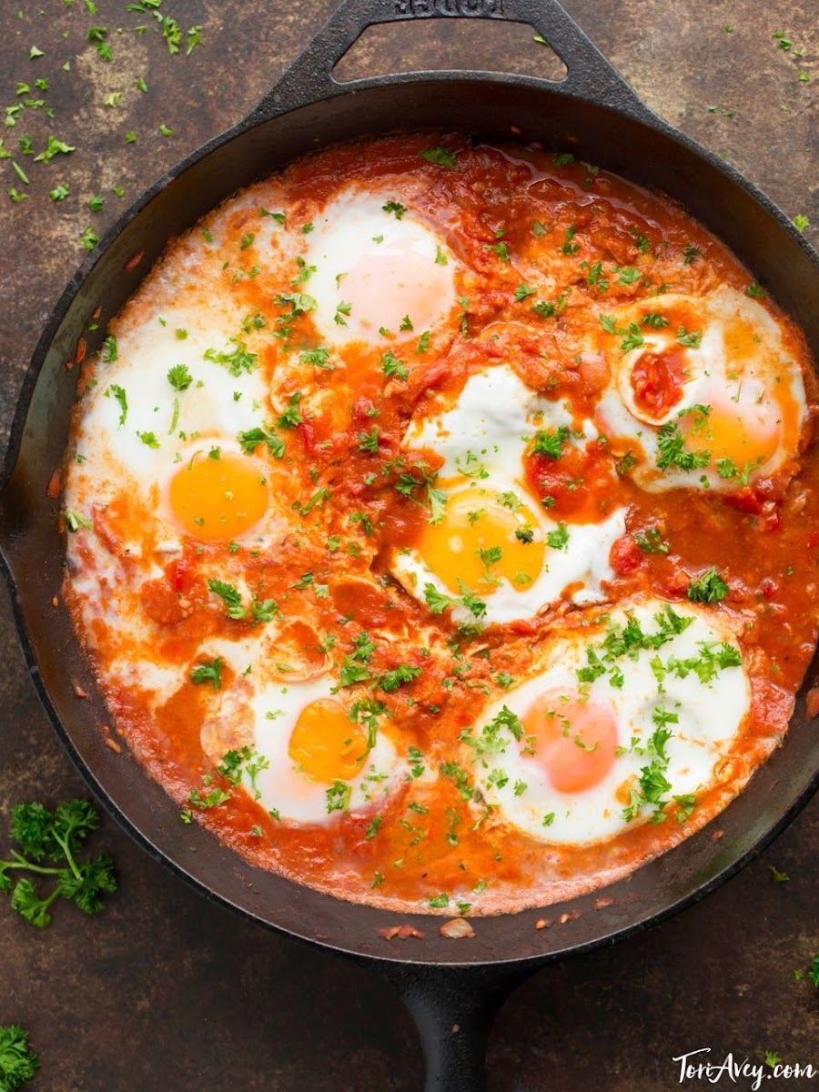 Shakshuka recipe yummly forumfinder Choice Image