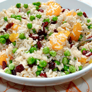Mandarin Orange Rice Salad Recipes.