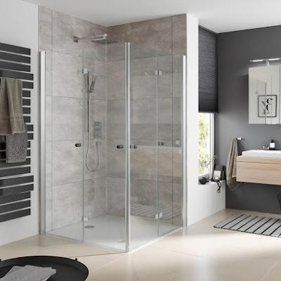 Atelier Plan & Atelier Plan Pur: Elegantes Duscherlebnis mit viel Platz auf wenig Raum