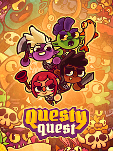 Questy Quest- screenshot thumbnail