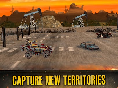 Dead Paradise: The Road Warrior 1.1.4 MOD (Unlimited Money) 4