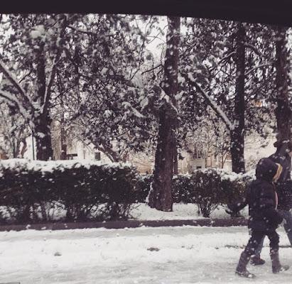 Neve a capodanno di Lukrecia