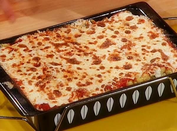 Pizza Pasta Supreme Recipe