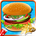 Burger Maker – Cooking Game icon