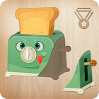 Puzzle for Kids – Home Kitchen icon