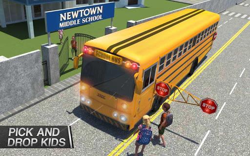 Coach Bus Simulator - City Bus Driving School Test 1.7 screenshots 14