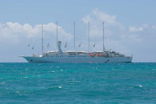 wind-surf-in-barbuda-2.jpg - Wind Surf in tropical Barbuda in the Caribbean.