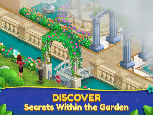 Royal Garden Tales - Match 3 Puzzle Decoration 0.9.7 screenshots 10