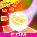 Magic Tiles Hop 2: Dancing EDM Rush icon