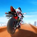 Stunt Bike Rider 3D - Mega Ramp Games icon