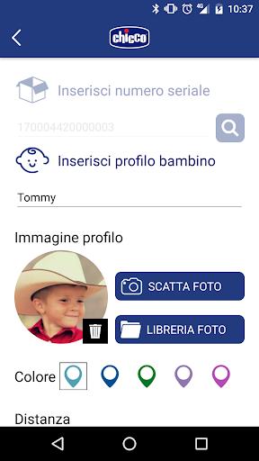 Chicco Teddy screenshot