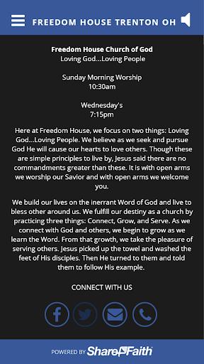 Freedom House Trenton OH