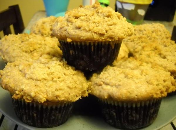 Cinnamon-apple Muffins Recipe