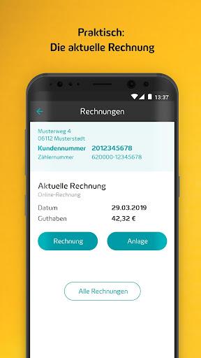 Meine enviaM-App: Strom & mehr  screenshots 5