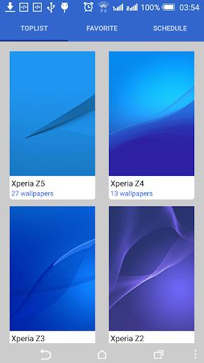 2K Wallpapers Xperia Z5
