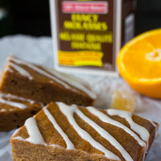Molasses Madness Bars