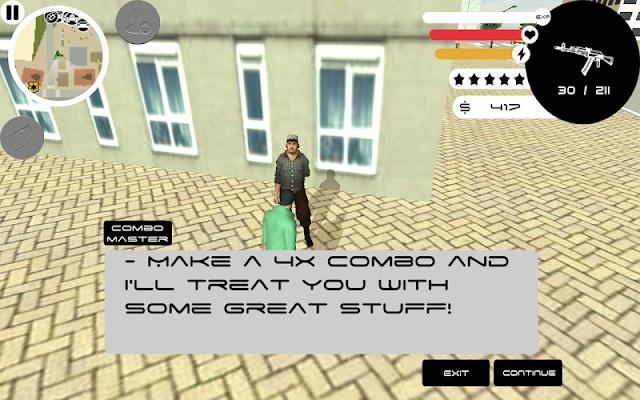 City Crime Driver - screenshot