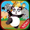 Panda Jungle Run icon