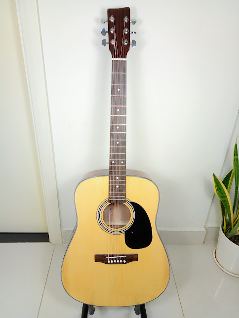 Acoustic guitar Việt Nam DD120KC