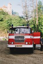 Photo: Skoda Feuerwehrwagen Foto : LH