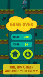 Angry Bear - Jump, Dash, Tilt screenshot 3