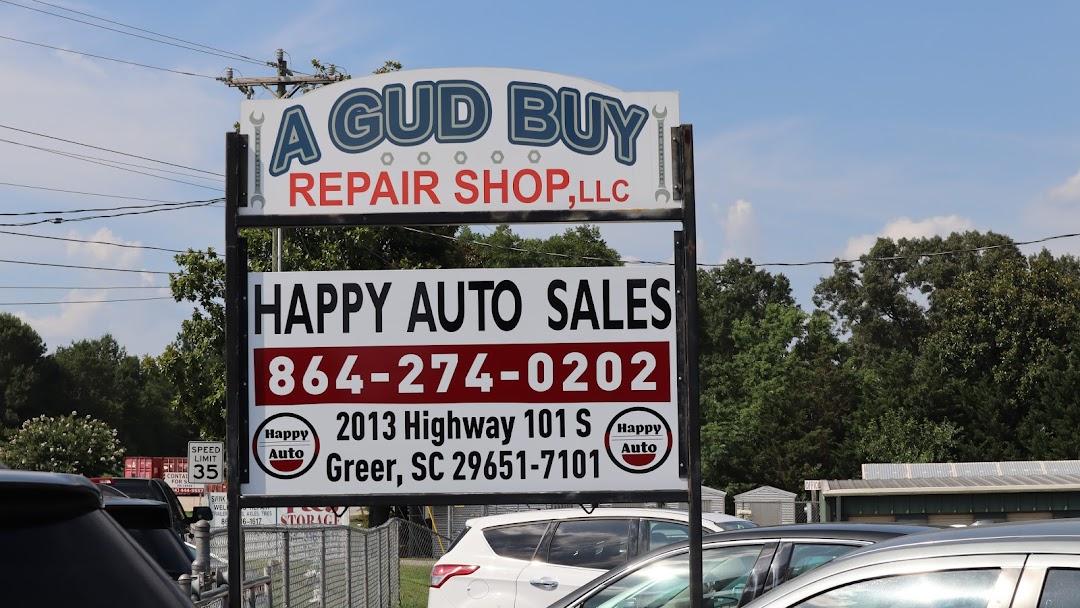Happy Auto Sales >> Happy Auto Sales Used Car Dealer In Greer