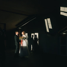 Huwelijksfotograaf Ulyana Rudich (UlianaRudich). Foto van 05.02.2016