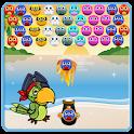 Bird Bubble Pirates icon