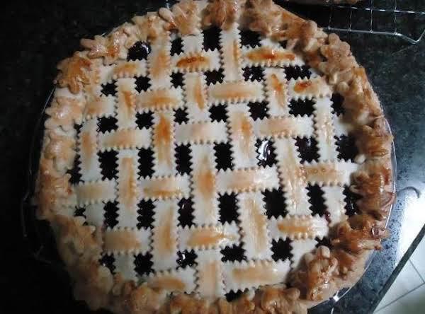 1-2-3 Cherry Pie Recipe
