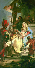 Photo: Giovanni Battista Tiepolo, The Adoration of the Kings, 1753