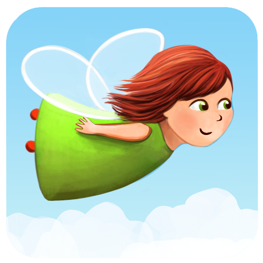 Fly Lia - A Game with a little fairy