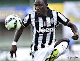 Asamoah quitte la Juventus, en route vers l'Inter de Milan ?