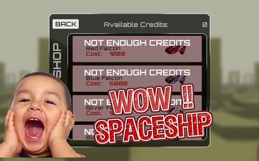 Spaceship Racer