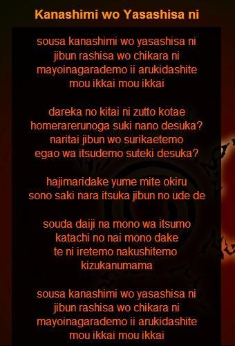 Naruto kanashimi wo yasashisa ni full version inuydesi fandub by.