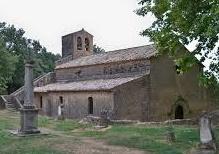 photo de église de Vaugines