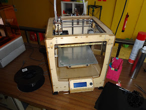 Photo: MILL Ultimaker 3D Printer
