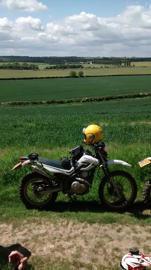 Yamaha Serow 2007                 250cc