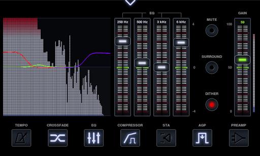 Neutron Music Player  screenshots 10