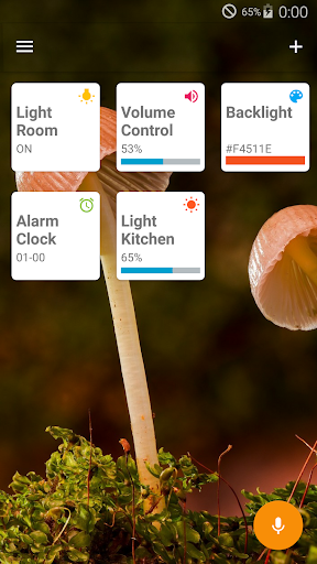 ioBroker.paw II (Smart Home, Dashboard) screenshot 1
