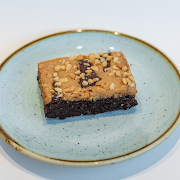 Gluten-Free Peanut Butter Brownie