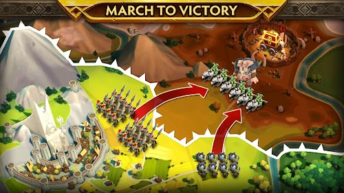 Screenshot 3 Warlords of Aternum 0.54.0 APK MOD