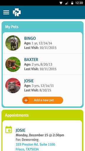 Banfield Pet Health Tracker 1.2.2 screenshots 2