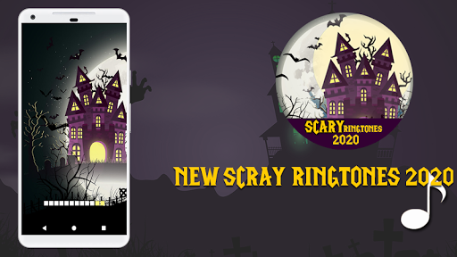 Scary Ringtones & Sounds 2020 &  Ghost mp3 ☠ 3.1 screenshots 1