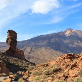 【世界の絶景】浸食によって形を変え続けるスペイン・テネリフェ島のテイデ国立公園