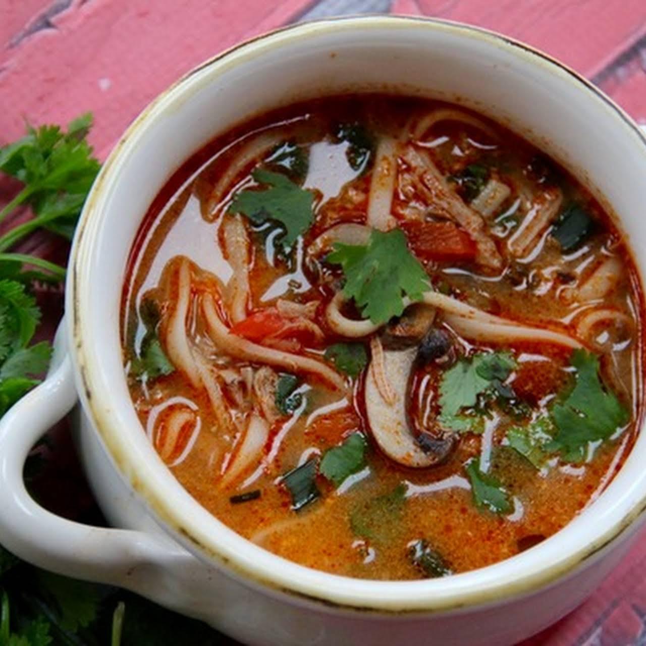 Thai Hot Pot