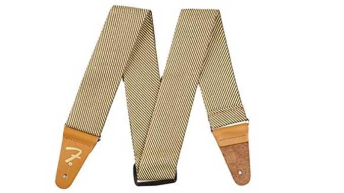 Fender 2 Vintage Tweed Strap Vintage guitar straps