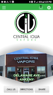 Central Iowa Vapors- screenshot thumbnail