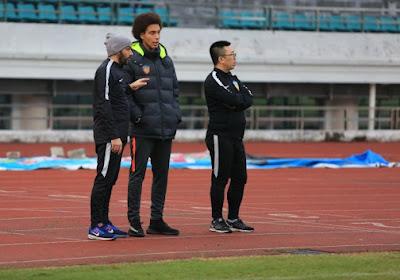 Défaite d'entrée pour le Tianjin de Witsel en Super League