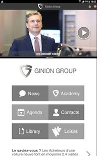 Ginion Group - náhled