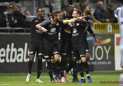 Venijn zit in de staart: twee knullige doelpunten in extra tijd doen Cercle Brugge de das om in Eupen